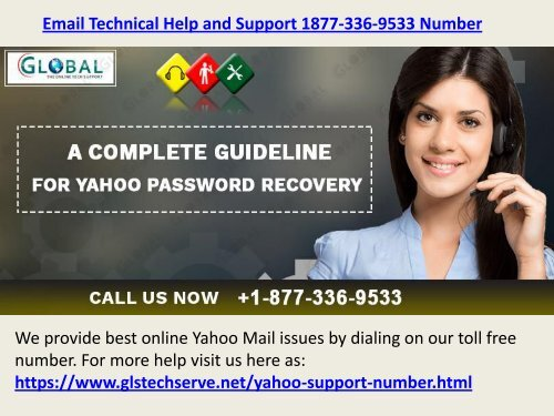 Yahoo mail Support Number 1877-503-0107