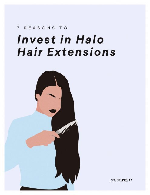 Why Invest in Halo Hair Extensions Today
