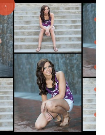 Senior Sessions page 4 and 5