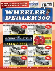 Wheeler Dealer 360 Issue 46, 2018