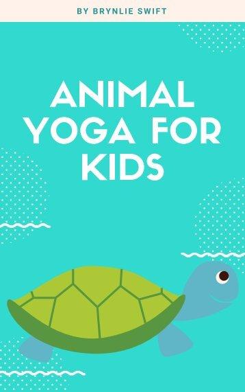 Animal Yoga for kids (2)