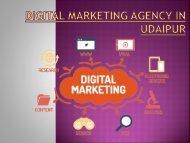 Digital Marketing Agency in Udaipur