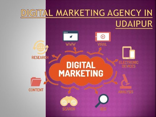 Digital Marketing Agency in Udaipur