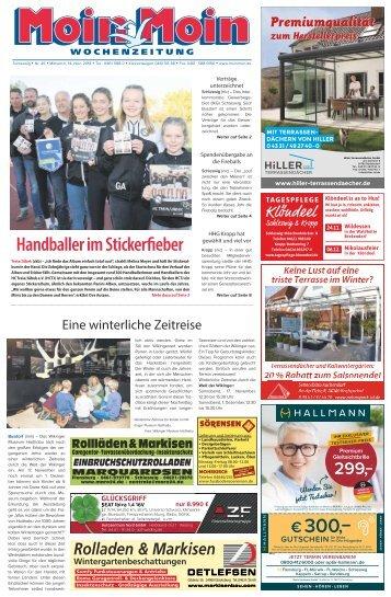 MoinMoin Schleswig 46 2018