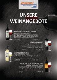 Steidinger Gastro Service – Weinangebot