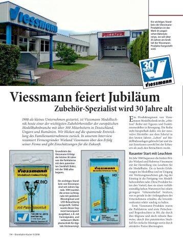 Bericht EM 11/2018 - 30 Jahre Viessmann