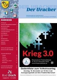 Der Uracher KW 46-2018