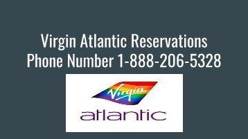 Virgin Atlantic number