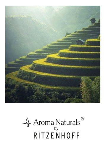 ForumWerbemittel_Aroma Naturals by Ritzenhoff