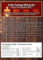Weinzeche Weinletter 12_2018 – Die Kunst des Genießens - Page 2