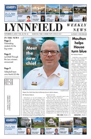 Lynnfield 11-15