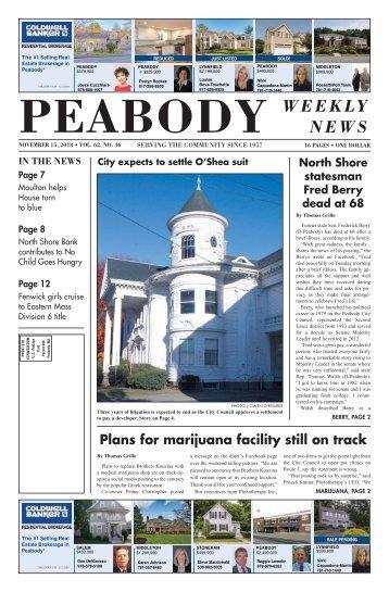 Peabody 11-15