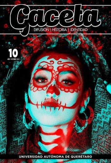Gaceta UAQ 10 | Octubre 2018