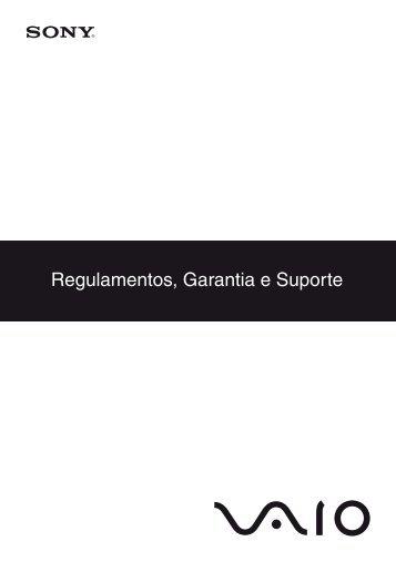 Sony VPCEB3E1R - VPCEB3E1R Documents de garantie Portugais