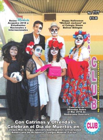 Revista Acapulco Club 1177
