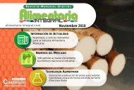 ALIMENTARIA INTEGRAL NOVIEMBRE 2018