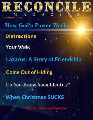Reconcile Magazine