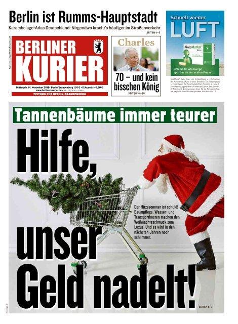 Berliner Kurier 14.11.2018