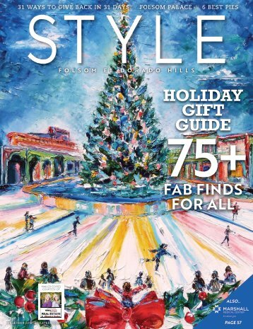 Style Magazine_ El Dorado Hills and Folsom_December 2018