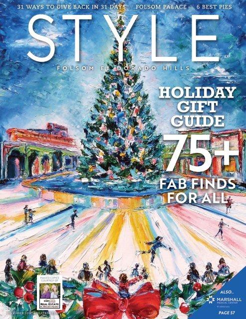 Style Magazine_ El Dorado Hills and Folsom_December 2018