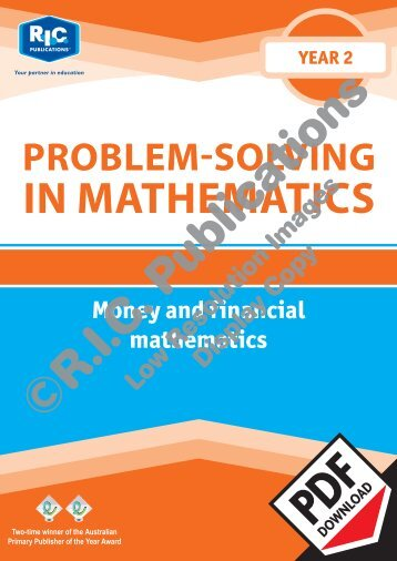 20720_Problem_solving_Year_2_Money_and_Financial_Mathematics
