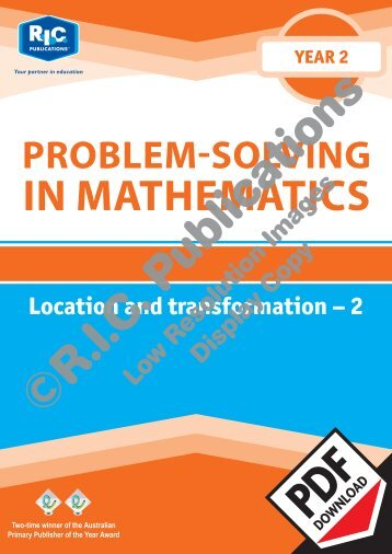 20723_Problem_solving_Year_2_Location_and_transformation_2