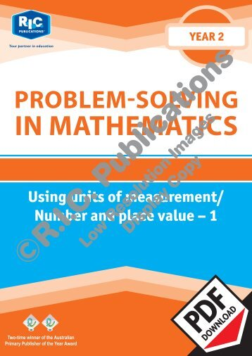 20724_Problem_solving_Year_2_Using_units_of_measurement_Number_and_place_value_1