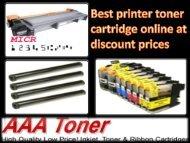 Best printer toner cartridge online at discount prices