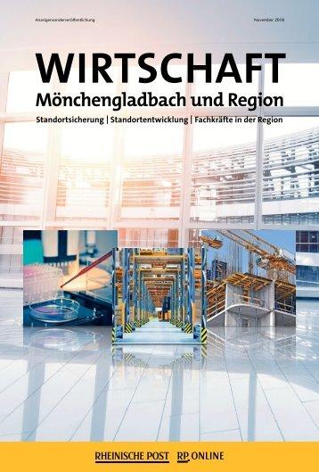 Wirtschaft in Mönchengladbach und Region  -15.11.2018-