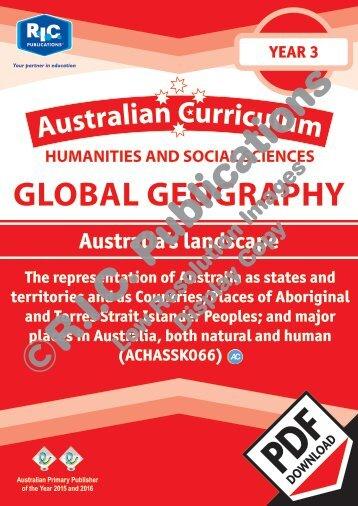 20823_Global_Geography_Year_3_Australias_landscape