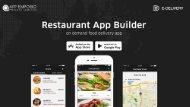 Food Delivery App Maker