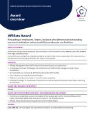 AbbVie award overview - Page 5