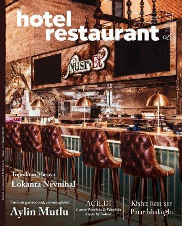 Hotel Restaurant & Hitech Haziran
