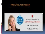 mcafee.com/activate  -  mcafee antivirus activate