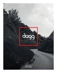 Catalogue DAGG Hiver 18