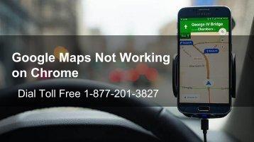 Google Maps Not Working_