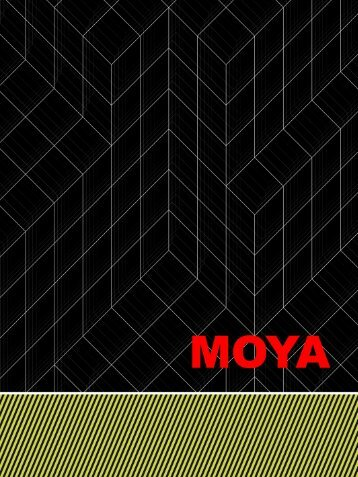MOYA CATALOG 2018 VIENNA DESIGN DISTRICT