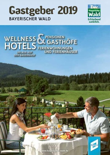 Gastgeber Bayerischer Wald 2019