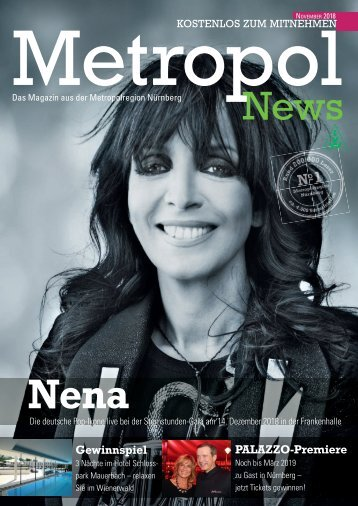 Metropol News November 2018