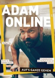 Adam online Nr. 57
