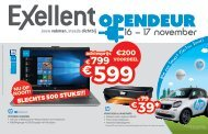 Wallabie Opendeur 16-17 November