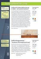 Seminarkalender 2018-2019 - Seite 6