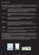 IPC Designbelag Rubin XL - Seite 2