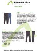 Authentic Klein - NOS Programm - Modeagentur Stadtlander - Seite 6