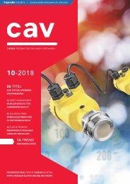 cav - Prozesstechnik für die Chemieindustrie  10.2018