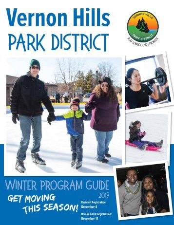 Winter 2019 Program Guide