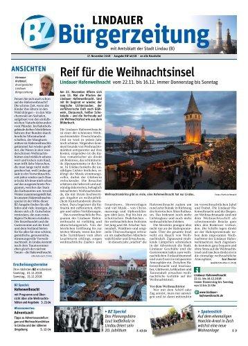 17.11.18 Lindauer Bürgerzeitung