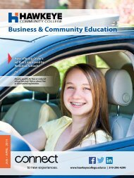 Hawkeye Community College Continuing Education