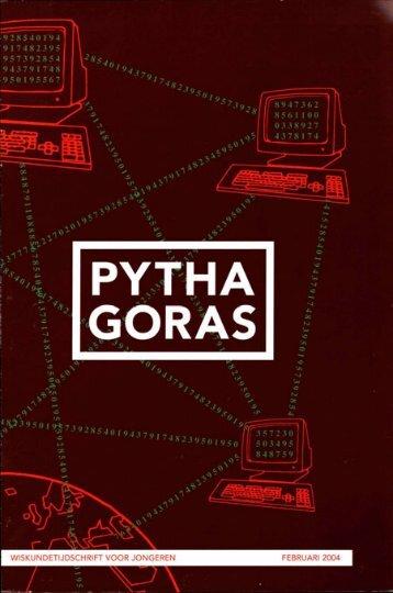 Inhoud - Pythagoras
