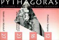 X - Pythagoras